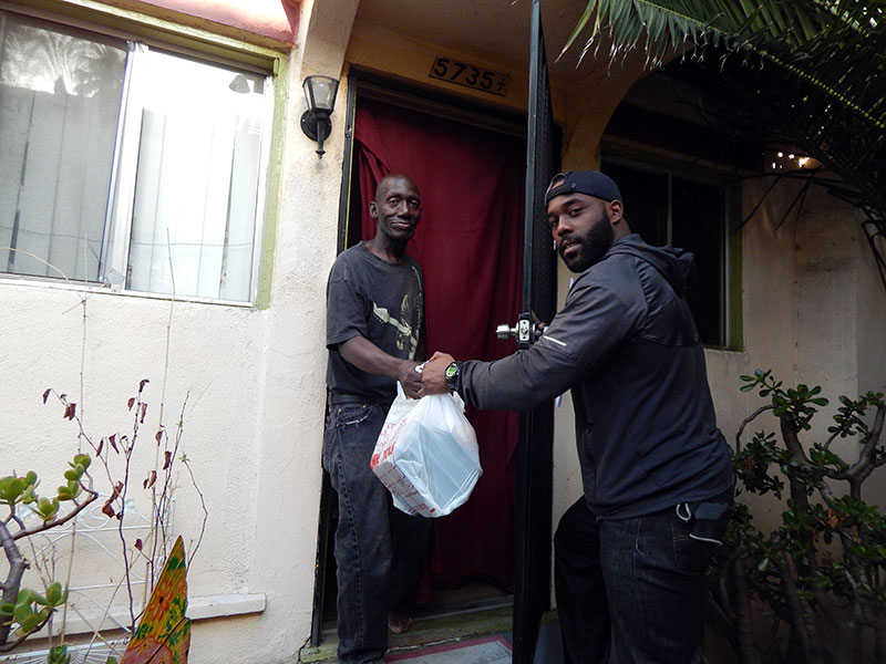 Project Angel Food - Free Nutritious Meal Deliveries