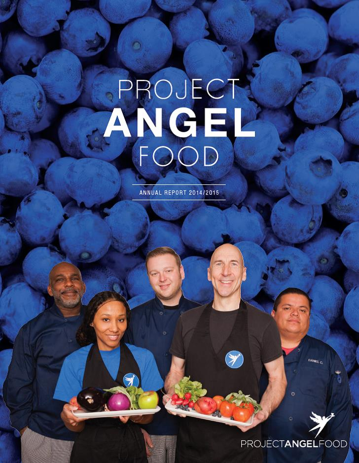Project Angel Food - Annual Report 2014/2015